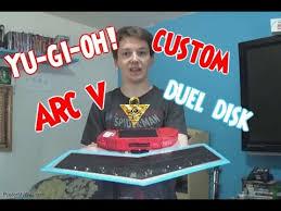 yu gi oh arc v custom duel disk