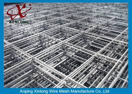Customized Size Stainless Steel Welded Wire Mesh Fence White Color Xls 01