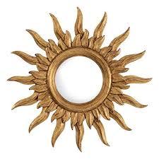 tribe sun mirror eichholtz sultan