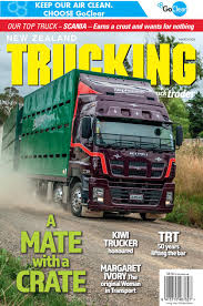 New Zealand Trucking March 2018 By Nztrucking Issuu