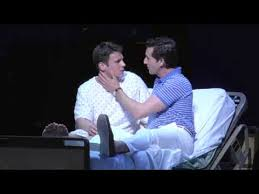 Jonathan groff and Aaron lazar Scene A New Brain - YouTube