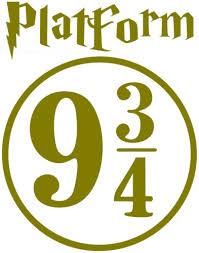 Collectables Harry Potter Platform 9 3 4 Hogwarts Express Vinyl Decal Sticker Car Van Laptop Harry Potter Gbapps Net