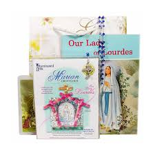 our lady of lourdes grotto gift mater