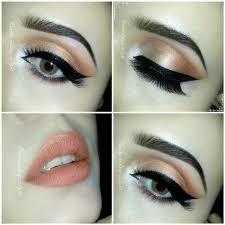 smokey eye makeup step by guide