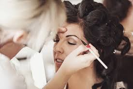 bridal make up trial and what to expect