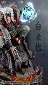 Light Year Studio - Naruto Shippuden 1/4 Statue Goodbye Sensei ...