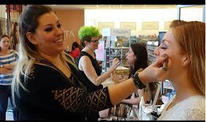 makeup artist make at ulta saubhaya