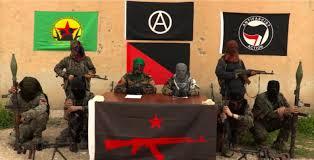 Armed Kurdish Antifa group declares global war on capitalism ...