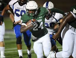 Moore providing positive force for Rudder football team | Football ...