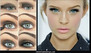 eye makeup styles for round faces