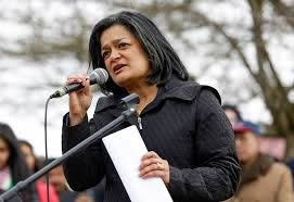 Rep. Pramila Jayapal on the Vice President, Trump, and the State of Policing