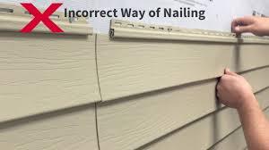 kaycan vinyl siding installation tips