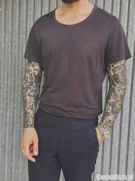 Tatuaze Ogromny Poradnik Casualism Blog O Modzie