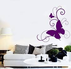 Vinyl Wall Decal Butterfly Room House Interior Decoration Stickers Uni Wallstickers4you