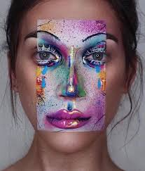 this makeup artist is crazy creative
