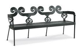 ae d41 41 augustine metal garden bench