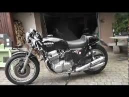 cafe racer honda cb 750 four you