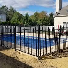 China Steel Railing Aluminum Fence Panel Aluminium Fencing Metal Pool Fence China Safety Fence Security Fence