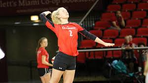 Abby Williams - Women's Volleyball - University of Cincinnati ...