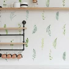 Botanical Foliage Wall Decals Project Nursery