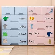Amazon Com Boy Decals Dresser Clothing Decals Labels Dresser Labels Kids Drawer Stickers Organizing Decals Kitchen Dining