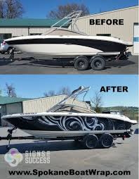 Sea Ray Custom Vinyl Wrap Sea Ray Boat Boat Design Boat Wraps