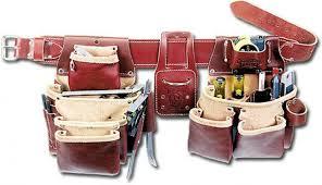 occidental leather seven bag pro framer