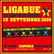 Ligabue - #12settembre2020 #30anniinungiorno all'RCF...