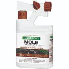 Mole Repellent Concentrate2 Ready To Spray Liquid Fence
