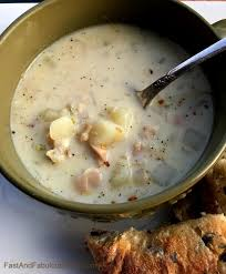Recipe - My Favorite Clam Chowder ...