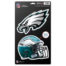 Official Philadelphia Eagles Car Magnets Helmet Magnet Eagles Logo Magnet Nflshop Com