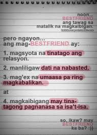 best friends love quotes mr tagalog love quotes