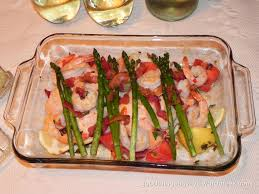 Fish Tray Bake Recipe