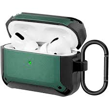 Falandi for Airpods Pro Armor Case | Military Grade | Armor Heavy Duty  Shockproof Sport Rugged Drop Resistant Dustproof Protective Case Cover for  Apple Airpods Pro 2019 Green Ap-Pro-Armor-Green: Buy Online at