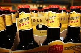 review of shiner bock the sweet beer