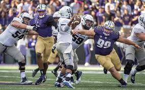 The arrow is pointing up' for Huskies linebacker Travis Feeney | The  Olympian