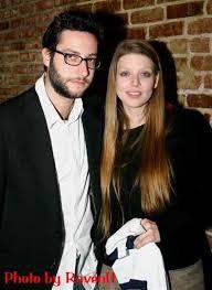 File:Adam Busch and Amber Benson (1053134).jpg - Wikimedia Commons