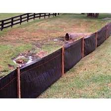 Tenax Silt Fence Erosion Control With Posts 3 X 100 31900700 Erosion Control Silt Erosion