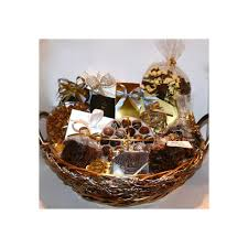 enjou s gold and silver holiday gift basket