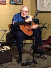 Bus driving guitarist looks back on career with many turns   WXXI News