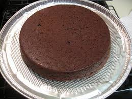 chocolate cake without oven at home