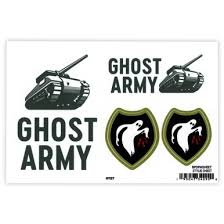 Ghost Army Sticker Sheet The National Wwii Museum