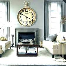 oversized wall mirrors for living room