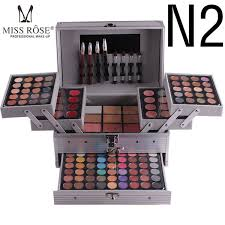2018 high quality miss rose makeup set