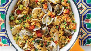 Low-Calorie Chicken Paella Recipe ...