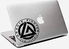 Jiu Jitsu Gracie Fighter Decal Sticker Brazilian Mma Car Truck Laptop Window Car Truck Graphics Decals Motors Tamerindsa Com Ar
