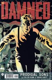 Damned Prodigal Sons (2008) comic books