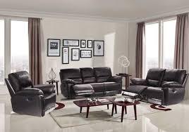 2 pc caleb reclining sofa loveseat