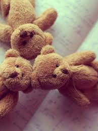 three teddy bears android wallpaper
