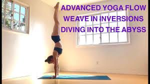 advanced yoga flow you